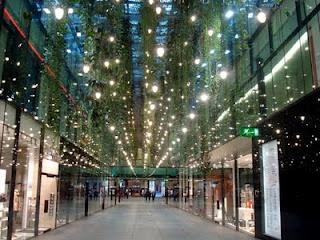 Fünf hofe shopping arcade, Munich
