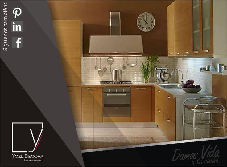 Mejores 21 imágenes de Diseña tu cocina en Pinterest | Diseño de ...
