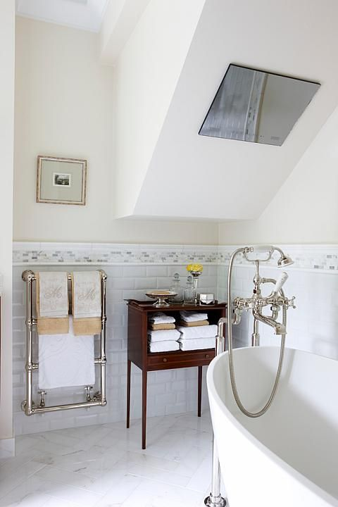 Sarah Richardson Design   London Flat (Master Bathroom) PMs   Kate Stuart  And Tommy