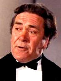 Peter Butterworth ♦ English comedy actor and comedian.