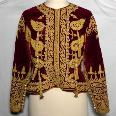 Veste Ottomane XIXème