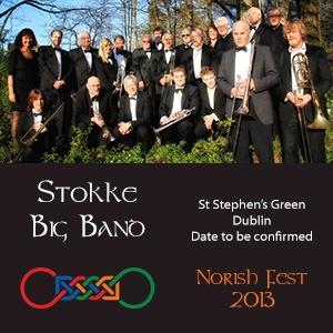 Stokke Big Band - St Stephens Green