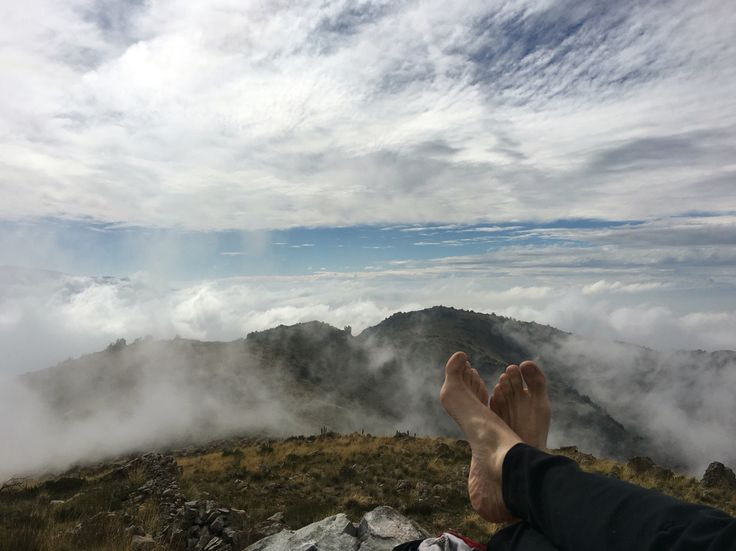 Hiking Chile #outdoors