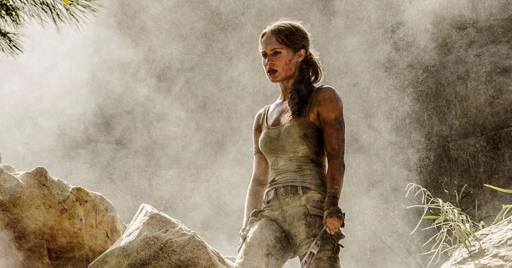 'Tomb Raider': Alicia Vikander Steps into Lara Croft's Boots in First Trailer  [embedded content] Lara Croft is officially back. Alicia Vikander has strapped on the boots as the globe-trotting adventurer in the action-packed first trailer for Tomb Raider. In a reboot of the franchise, the Oscar-winning actress takes over the role previously played by Angelina Jolie for two movies in the early 2000s. Based on the 2013 video game, the newTomb Raider begins with Croft living an ordinar..