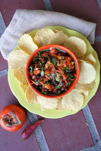 ... Pinterest | Persimmon recipes, Persimmon pudding and Pomegranate salad