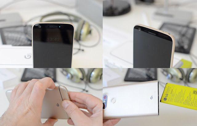 LG G5 el smartphone más atrevido del mercado es también muy bueno   LG era consciente de que desde su icónico G3 tenía (la sigue teniendo?) la mejor cámara del mercado la característica más valorada ahora mismo por los usuarios dispuestos a gastarse 700 euros en un móvil. Así que cuando se planteó renovar su gama premium sabía que debía hacer algo disruptivo. El LG G5 rompe completamente con su antecesor no solo en diseño sino en concepto. Rescatando una idea que tanto Apple como Google (en…