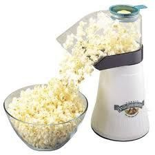 Popcorn! A Great Healthy Low Calorie Snack!