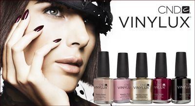 CND Vinylux is a breakthrough polish system that endures a week of fashion perfection…without a base coat! Exposure to natural light secures the patent-pending technology, creating an enduring, long-lasting polish. While ordinary polishes become brittle and deteriorate over time, VINYLUX dries naturally to a flawless finish and strengthens its resistance to chips over time.