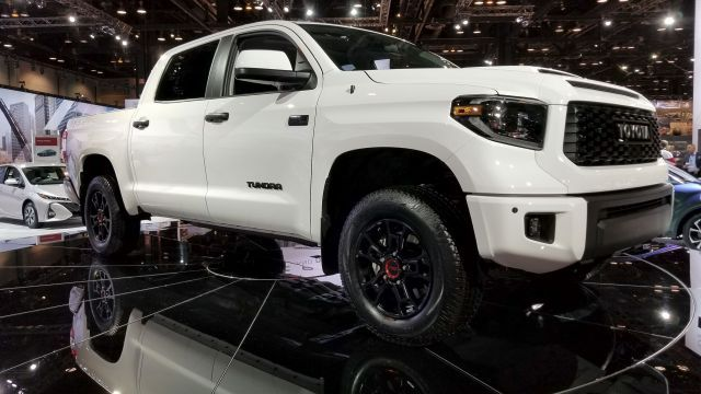 2020 Toyota Tundra Trd Pro Changes 2019 2020 Truck Toyota Tundra Trd Tundra Trd Toyota Tundra Trd Pro