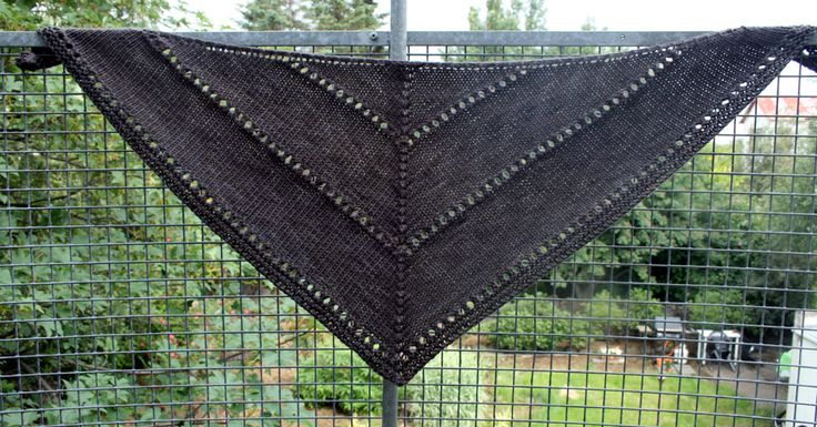 Ravelry: The Age of Brass and Steam Kerchief by Orange Flower Yarn