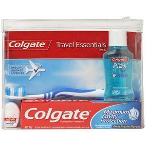 Colgate Travel Essentials Pack - Chempro Online Chemist