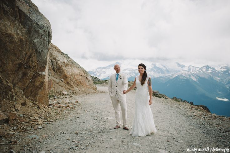 There is no other place you'll rather be #WhistlerWedding | Photo: @darbymagill