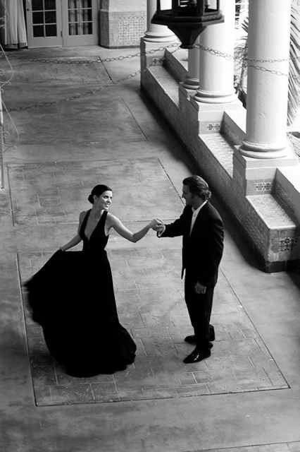 serendipitousromance: One day I wish for an excuse to wear a ball gown that will have nothing to do with weddings or proms, awards or banquets…I want an excuse to twirl. (Source: profondementnoiretblanc)