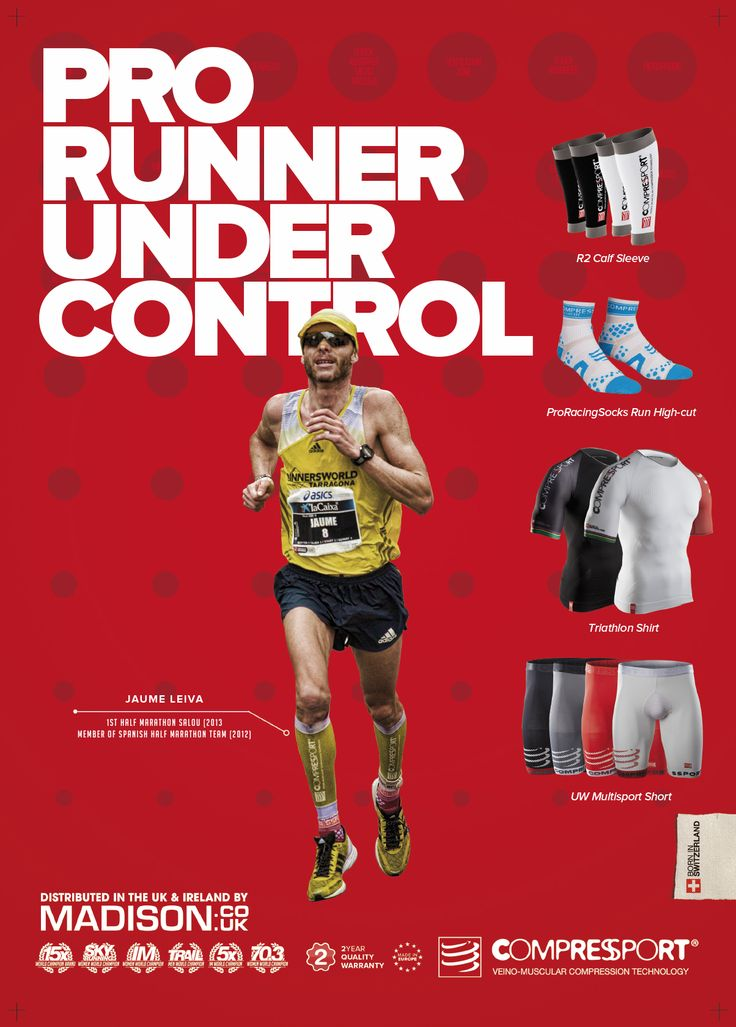Running - Athlete + Products
