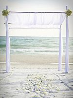 It's a Perfect Day Wedding Florist| Outside Decor Photo Gallery | Serving Destin, FL and Surrounding Areas