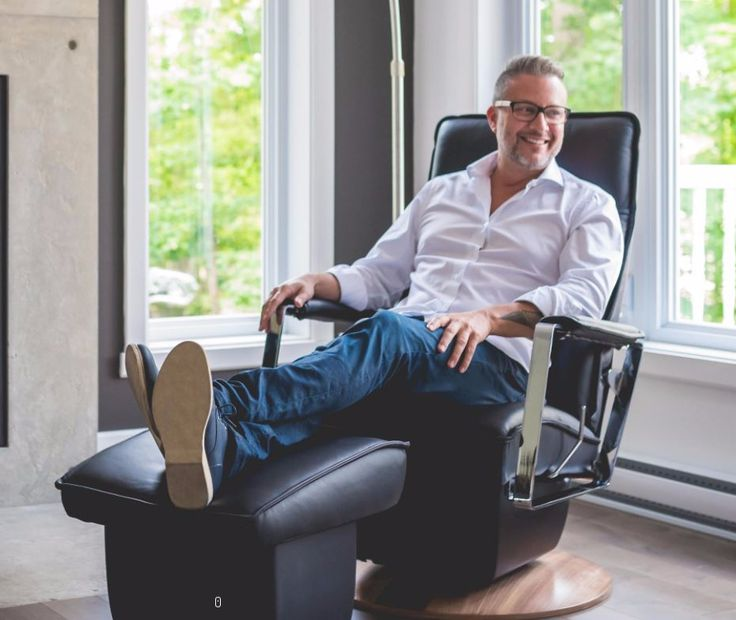Canadian Made Dutailier Recliners available at Smitty's Fine Furniture