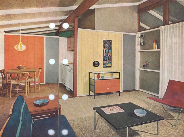 3951 Best Images About Mid Century Interior On Pinterest