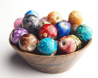 glass marbles – Etsy AU