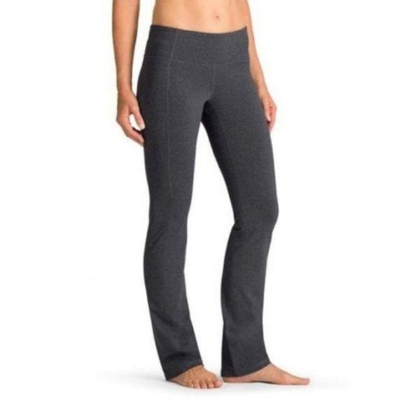 23737ec4e0 Athleta Pants - ATHLETA Straight Up Pant Yoga Gray Slim 919179 EUC ...