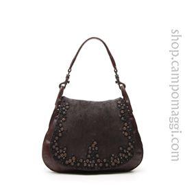 Leather hobo bag - official eshop Campomaggi
