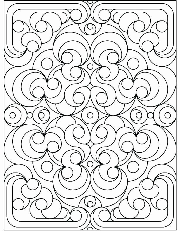 Quilt Pattern Coloring Page New Printable Quilt Patterns Coloring Pages At Getdrawings In 2020 Geometric Coloring Pages Designs Coloring Books Coloring Pages