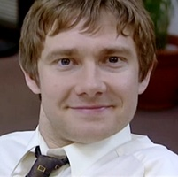 Martin as Tim Canterbury (The Office - UK) SO ADORABLE!