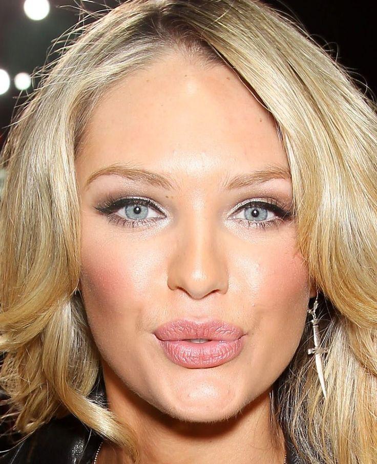 victorias secret makeup   Victoria´s Secret Show 2010: el maquillaje. « Make Up Argentina