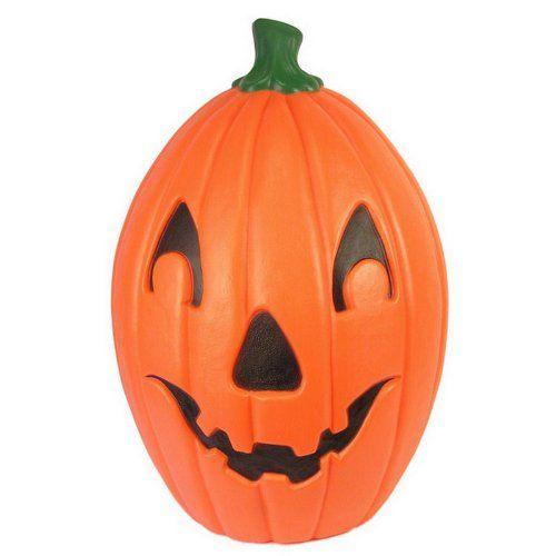 halloween pumpkin yard lights