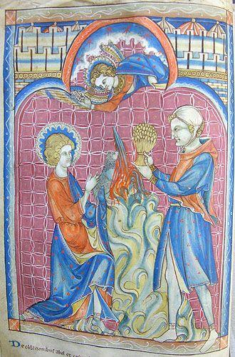 pentecost eve
