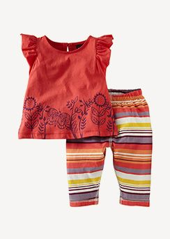 Baby Girl Clothes | Tea Collection