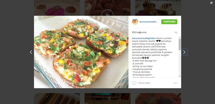 Mutfağım (@burcununmutfagindan) • Instagram fotoğrafları ve videoları