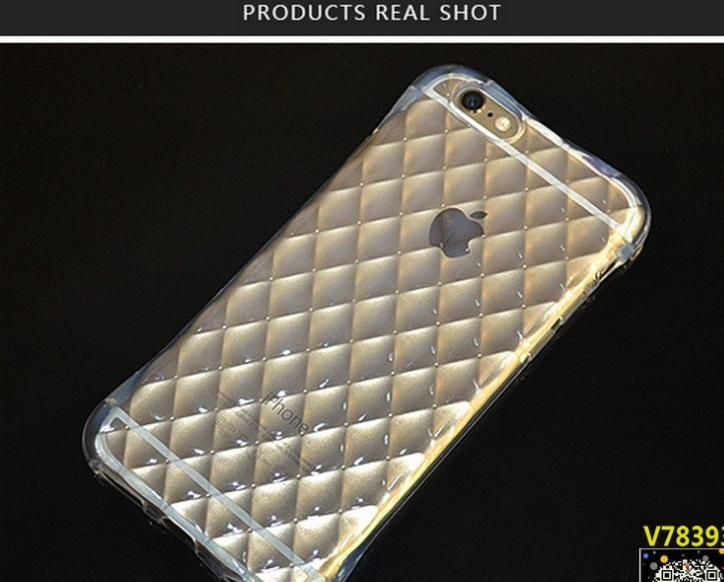 Phone Case,Cell Phone Cases For Iphone 5 Plus 6 6s Ultra Thin Crystal Transparent Soft Tpu Silicone Cover Buy Cell Phones Cell Phone Case From Maishengjie, $0.3| Dhgate.Com