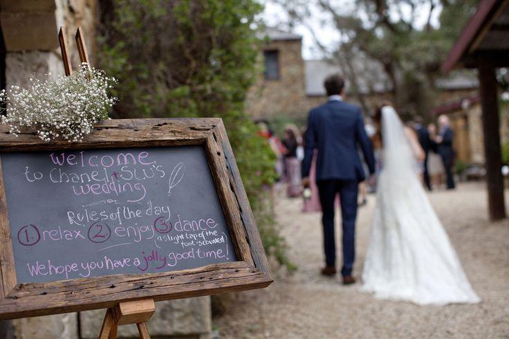 Panton Hill Winery Wedding from Jo Cush  Read more - http://www.stylemepretty.com/australia-weddings/2013/08/07/panton-hill-winery-wedding-from-jo-cush/