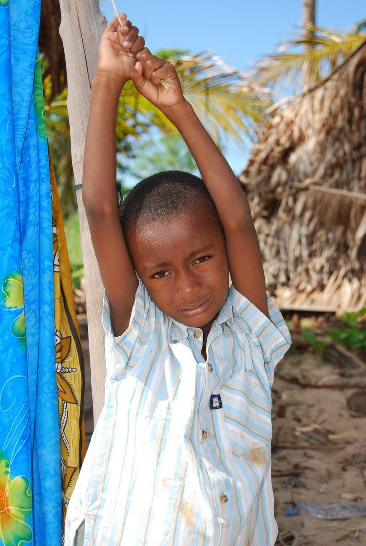 bambino malgascio