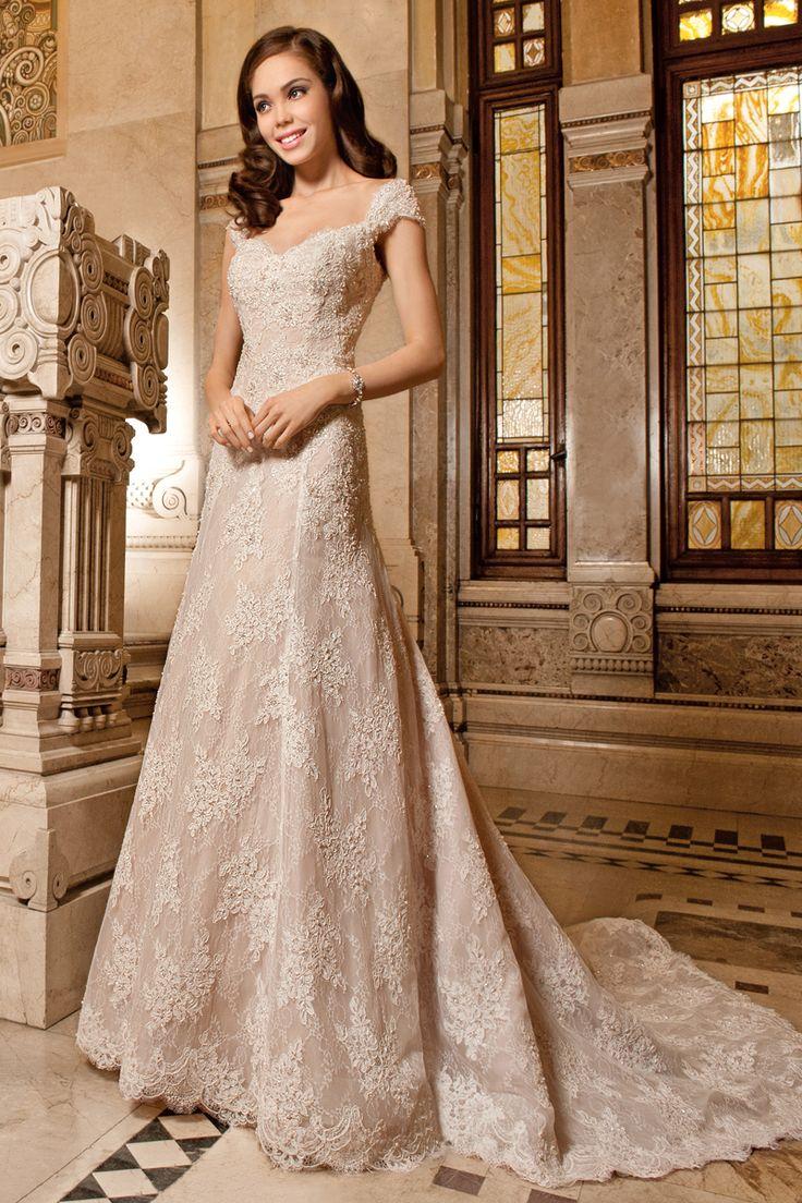 85 besten Wedding Dresses Bilder auf Pinterest | Freunde ...