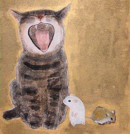 Artwork Untitled by Shozo Ozaki