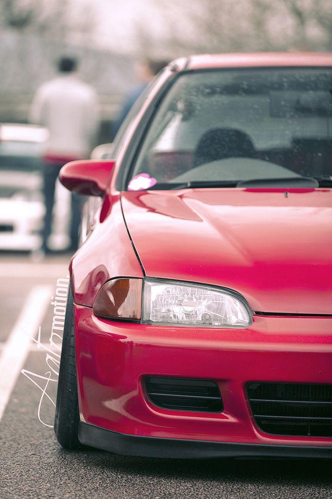 Honda Civic EG | Photography: Paul Cook | Aatomotion | Flickr