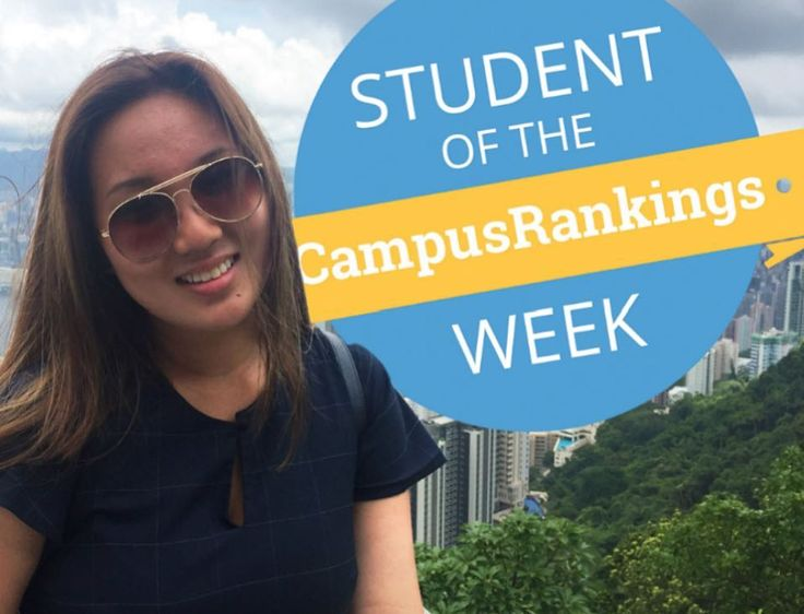Congrats to @hanning_ye our Student of the Week!  Check out what she's up to here: http://bit.ly/2inDrbp . . . . . . #pin #student #awards #canada