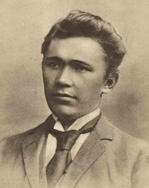 Runoilija Eino Leino (1878-1926).