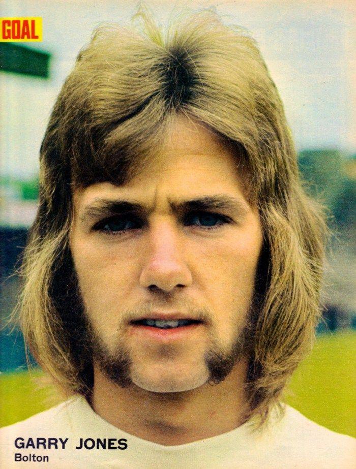 Gary Jones Bolton Wanderers 1973