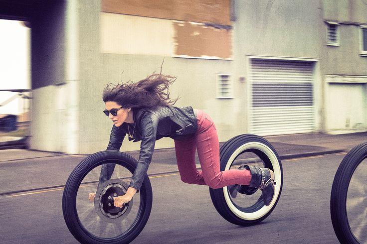 Tão bom andar de bike :)