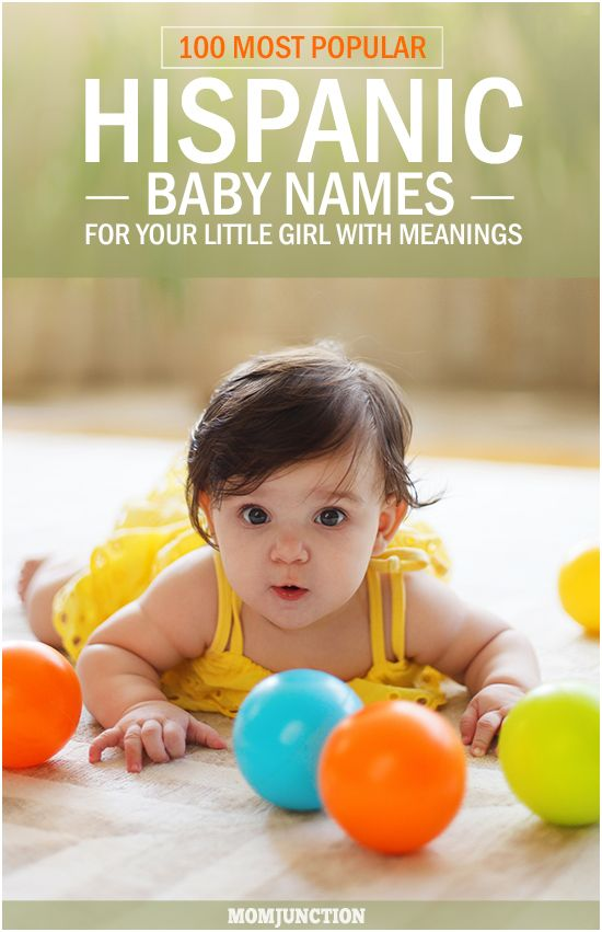 Latin Girl Names - Baby Names