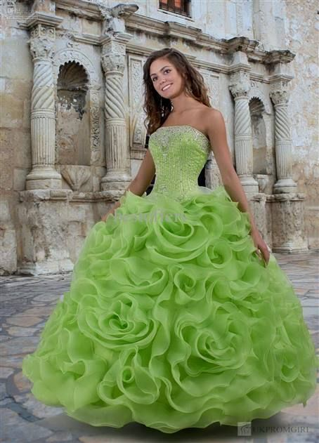lime green and black quinceanera dresses 2016/17 » My Dresses Reviews