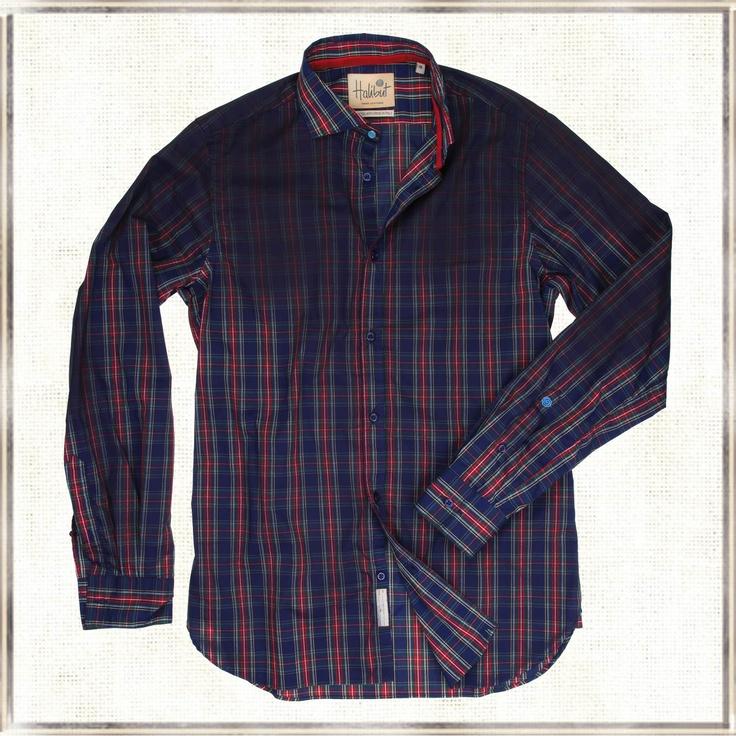 Halibut Shirt -  James Stewart