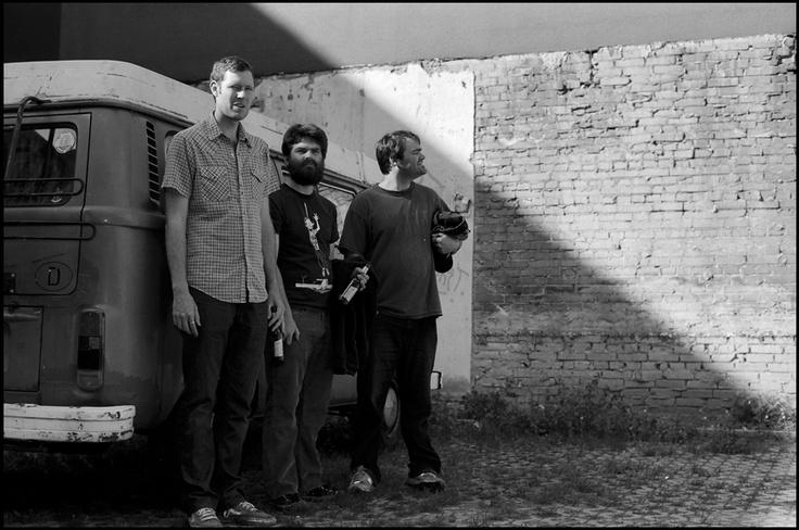 Chad VanGaalen w/ Band, Magnet Club Berlin, 28th May 2009