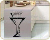Vinilos Decorativos para Cocina 06 | Margarita http://vinilosdecorativosmx.com/vinilos-para-pared/vinilos-de-cocina