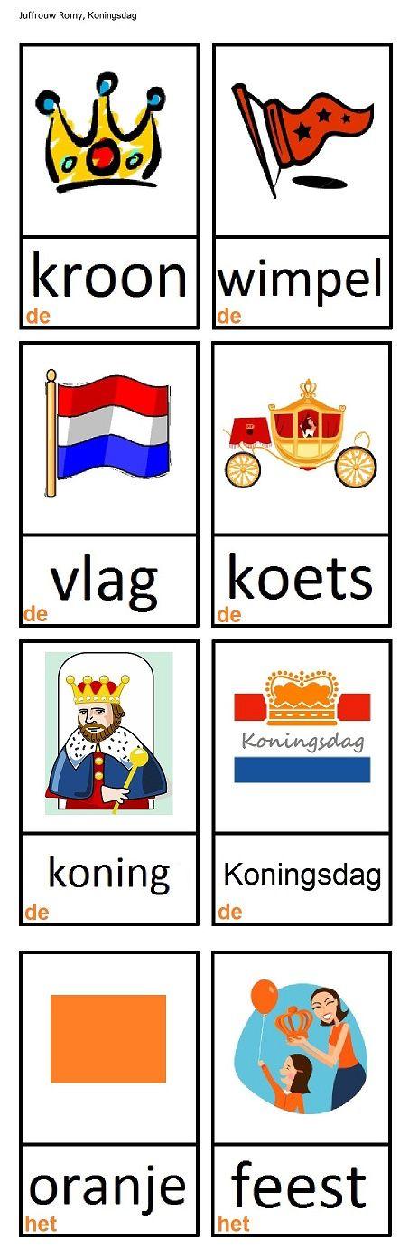 Strempelkaarten : Koningsdag & https://juffrouwromy.wordpress.com/2010/04/