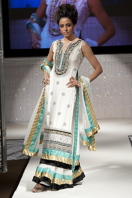 Pakistan fashion week 2011