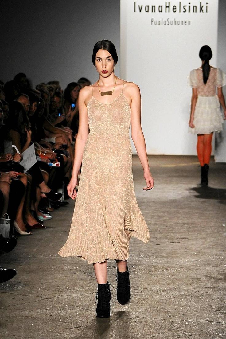 Näillä vaatteilla IvanaHelsinki ihastutti New Yorkissa - Ilta-Sanomat