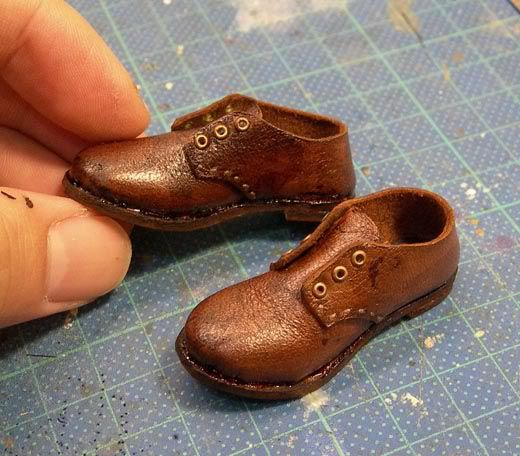 how to pics.......Custom 1/6 shoes - OSW: One Sixth Warrior Forum